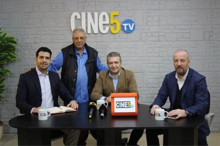 """CINE5 TV """"Pozitif Futbol"""" ile sahalara dönüyor!"""